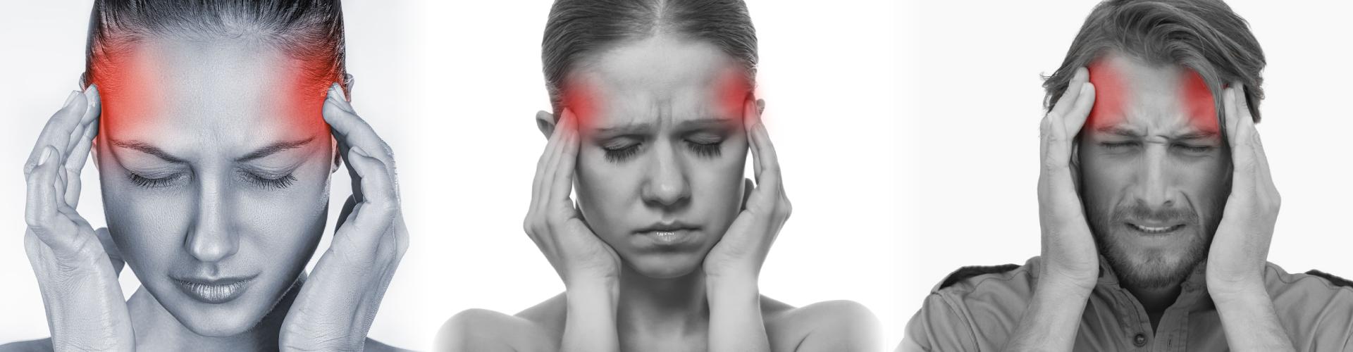 Tratamiento para el dolor de cabeza y la migraña