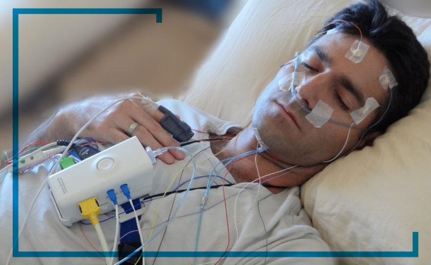 beneficios del estudio del sueño polisomnografía