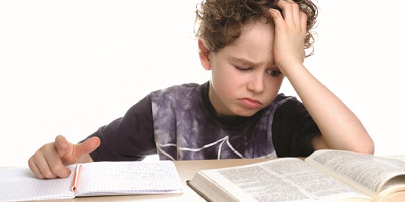 Qué es y cómo identificar los problemas de aprendizaje en nuestros hijos