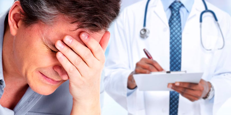 Tratamiento para el dolor de cabeza migraña