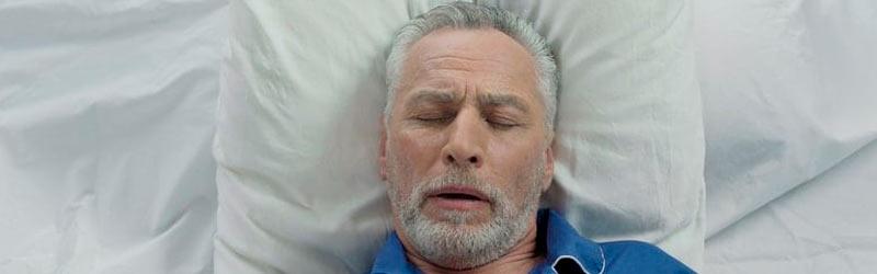 ahogarse mientras duerme apnea del sueño