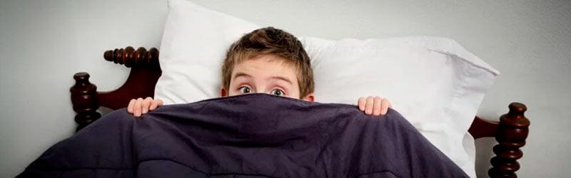 apnea del sueño terrores nocturnos