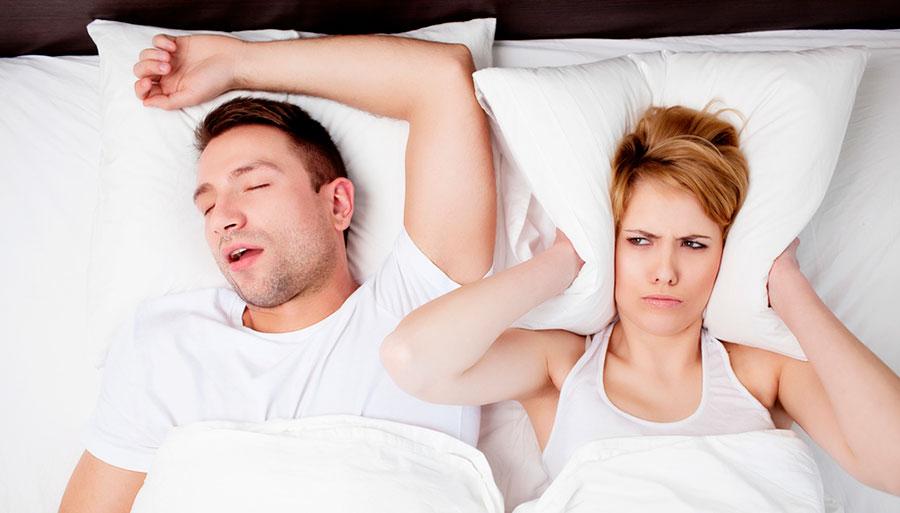 Conoce los factores de riesgo de la apnea del sueño