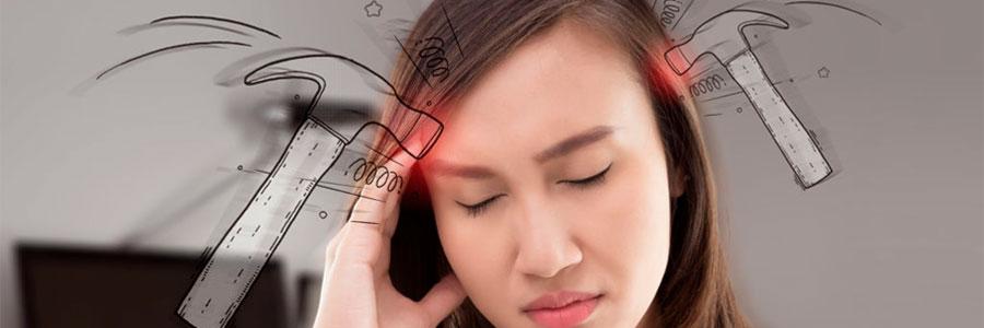 Síntomas de la migraña tensional