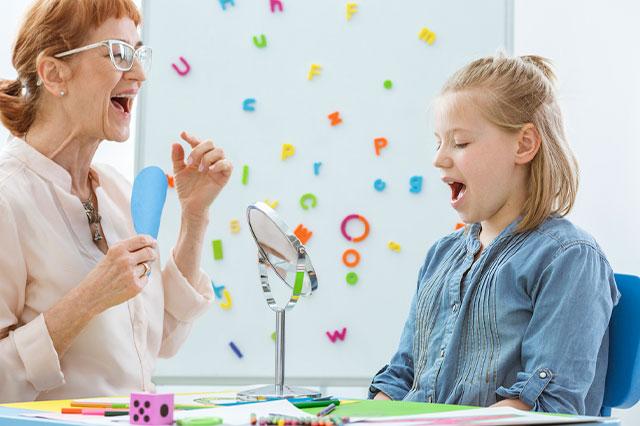 Beneficios de la terapia del lenguaje para niños