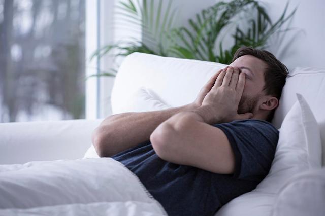 Probables causas de la falta de sueño