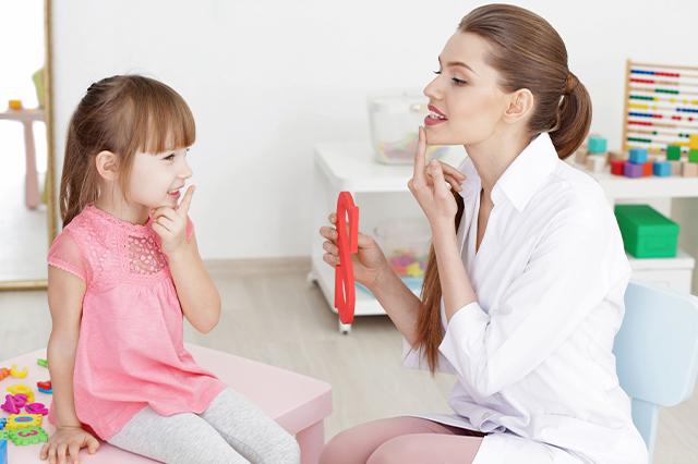 Terapia del habla: todo lo que necesitas saber