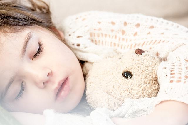 5 tips para evitar la apnea del sueño en los más pequeños de la casa